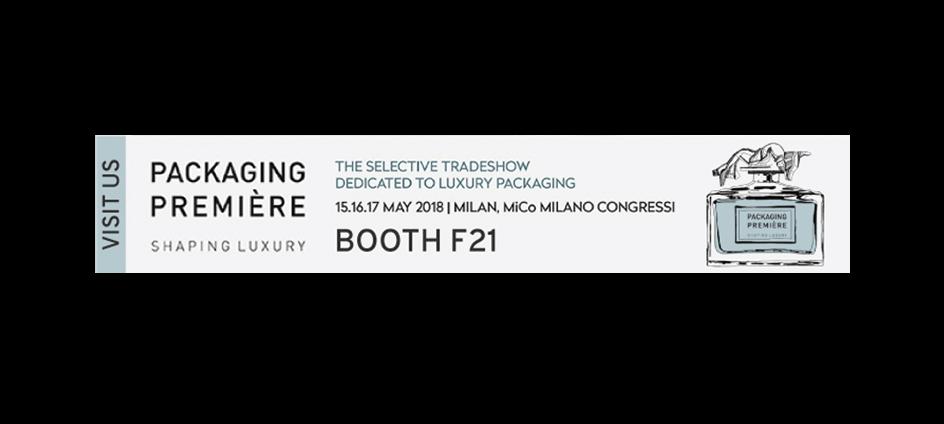 Salon Packaging Premiere Milan 2018
