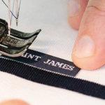 étiquettes textiles tissées