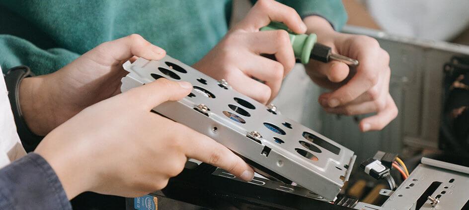 recyclage materiel informatique envie loire 2